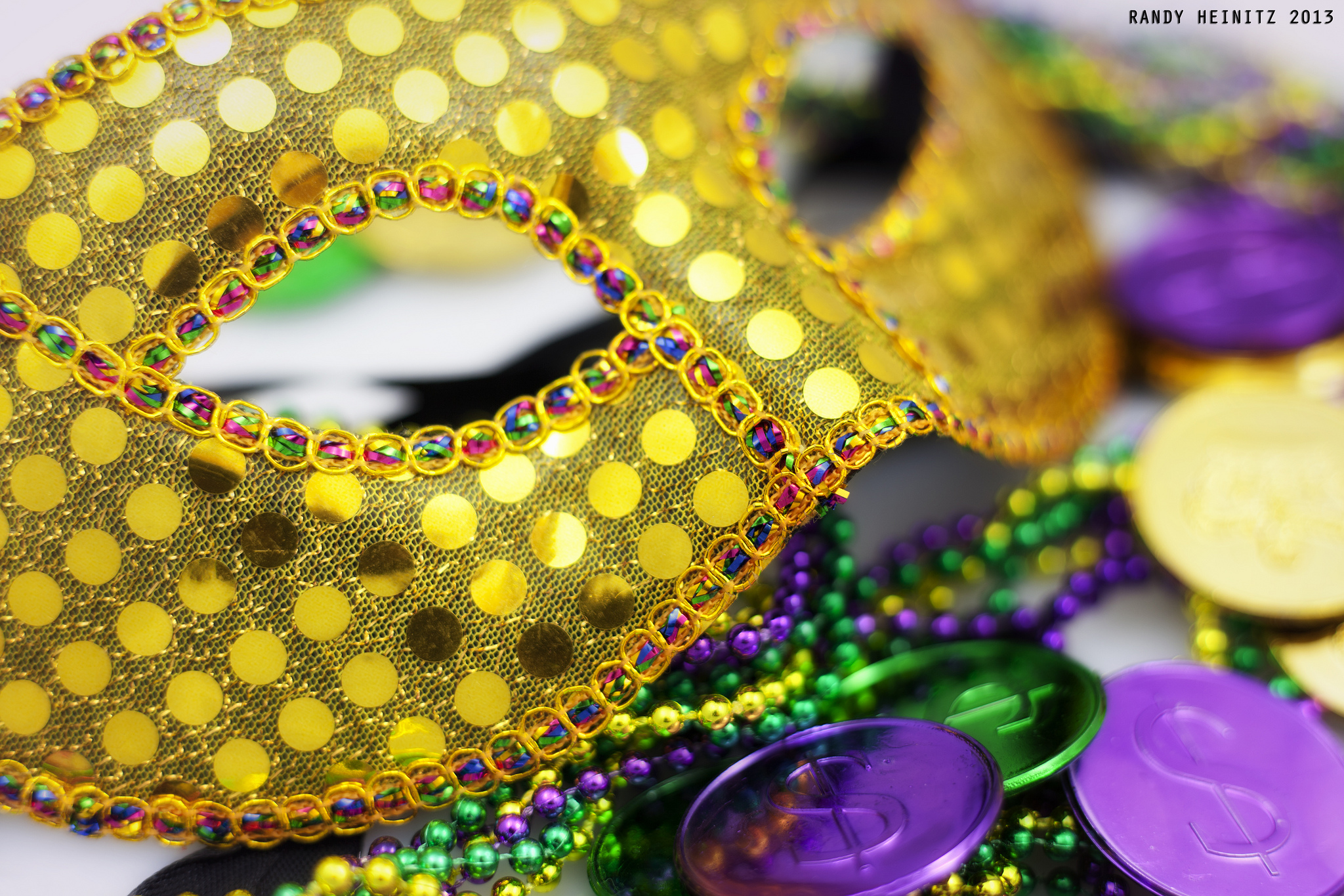 Mardi Gras © Randy Heinitz/Flickr