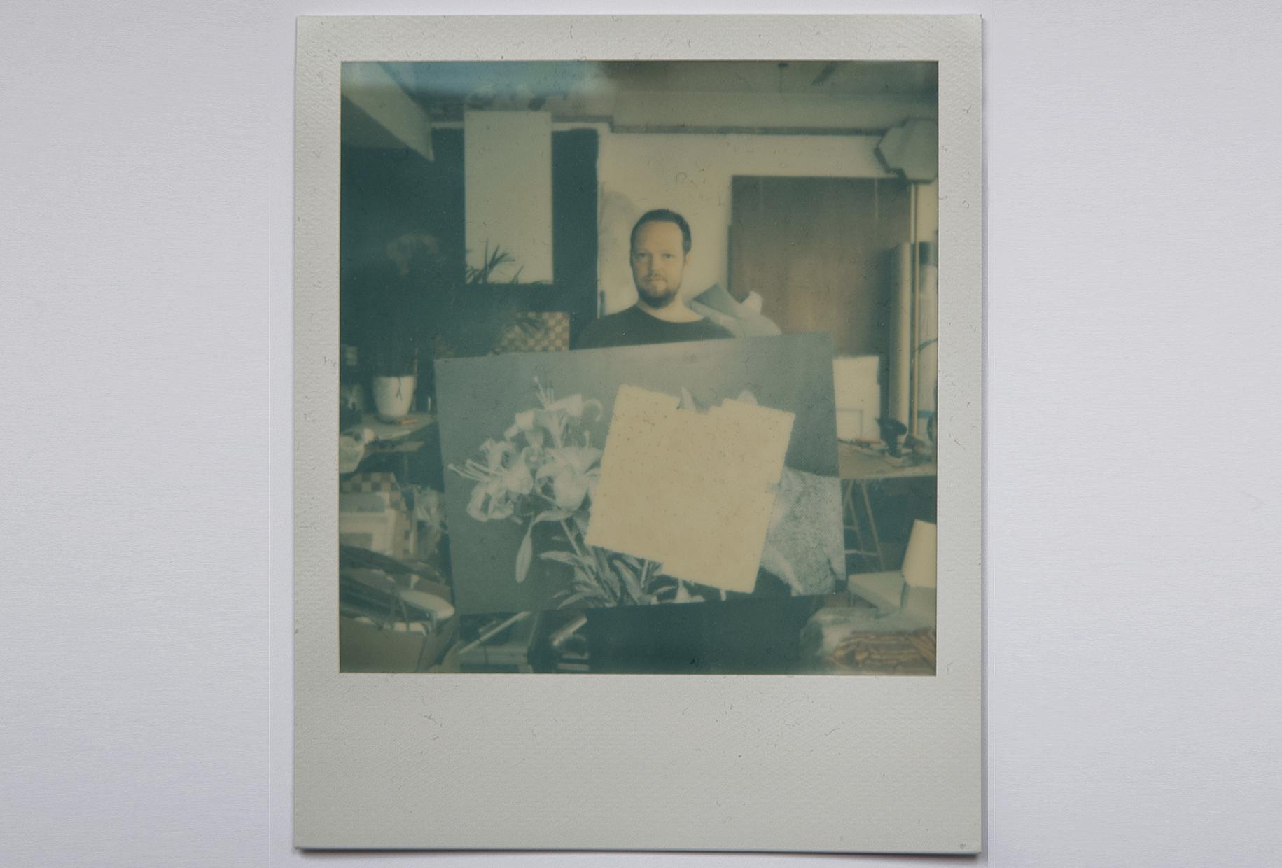 Polaroid of Folke | Courtesy of Folke Janssen