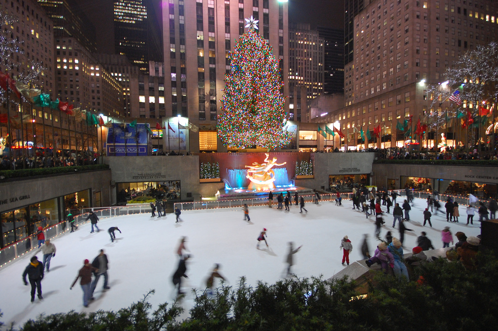 Rockefeller Center | © Gabriel Rodríguez/Flickr