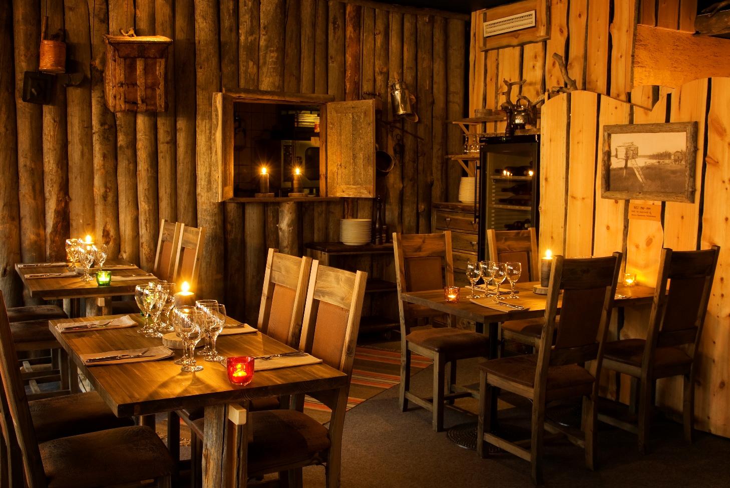 Nili Interior | Image Courtesy of Nili Restaurant