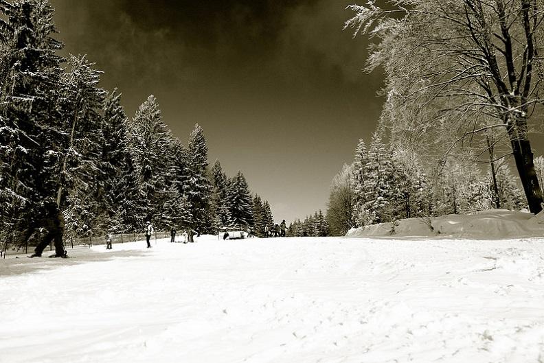 Ochsenkopf Süd Talstation - Fichtelgebirge |© markus spiske/Flickr