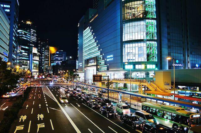 Osaka Station |©Dabikun/Wikicommons