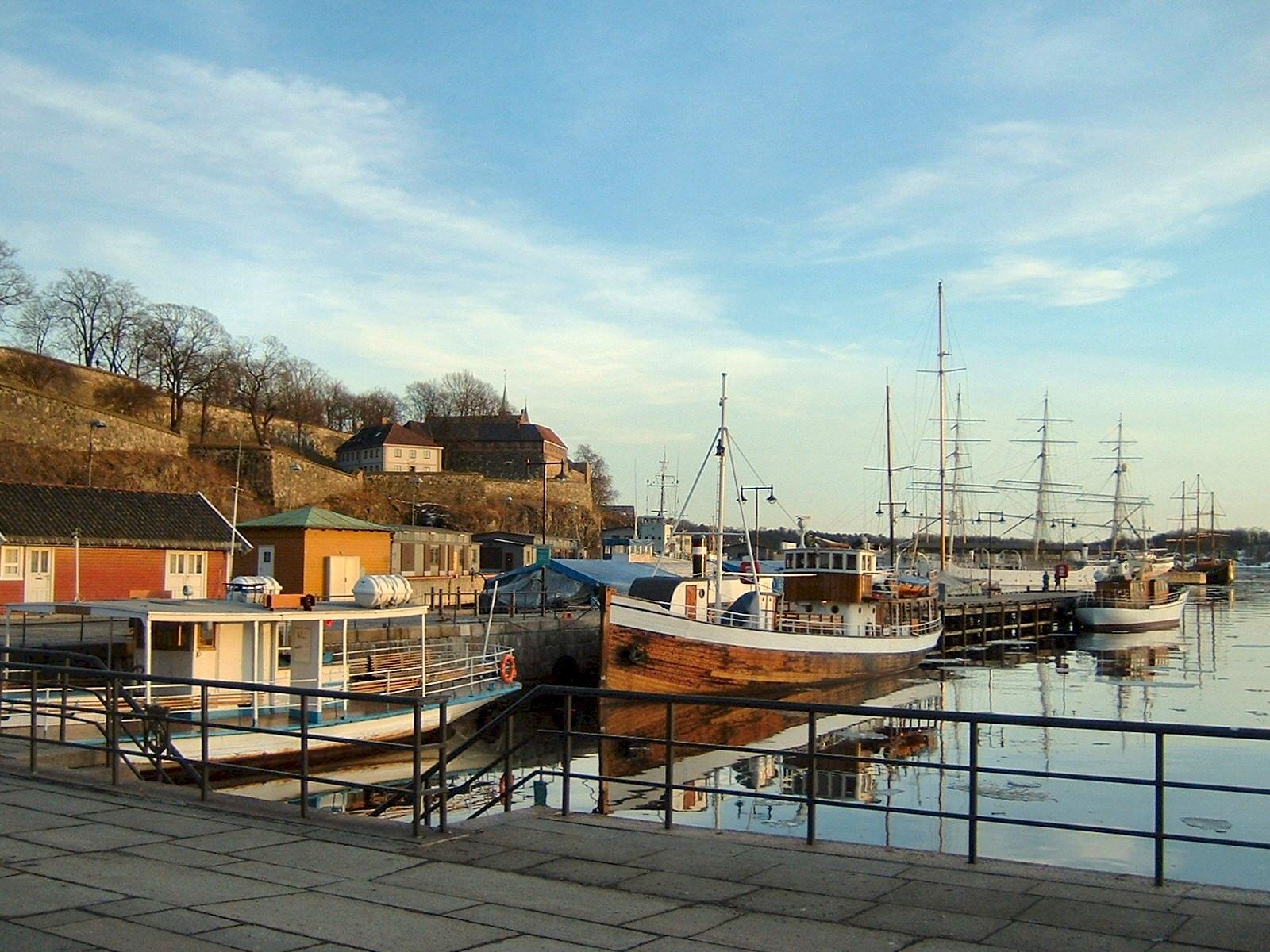 Harbour of Oslo | © Quistnix / wikipedia