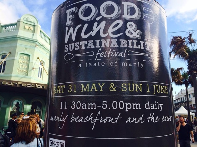 Manly Food and Wine Sustainability | © Courtney Jones