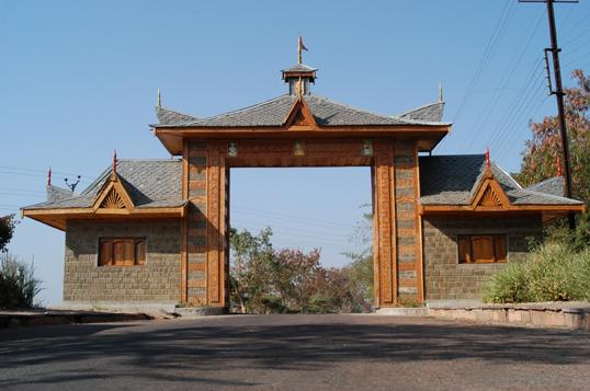 Parol Himalayan Village gate   © K. Seshadri, IGRMS/WikiCommons