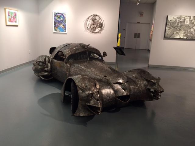 Phantom Art Car Museum | © Melissa Semmler