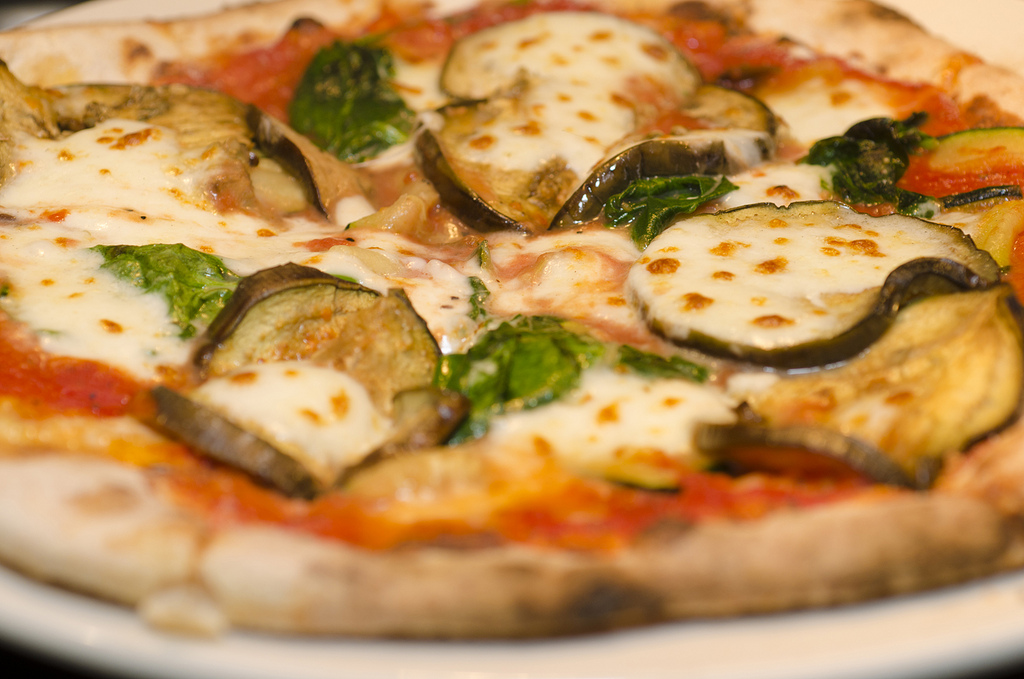 Pizza Vegtariana | © Kurman Communications, Inc./Flickr
