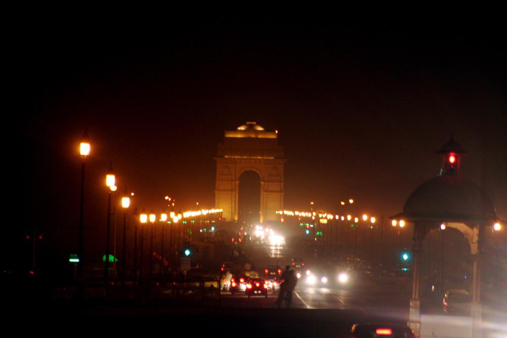 Rajpath/India Gate – © ramkrsna / Flickr