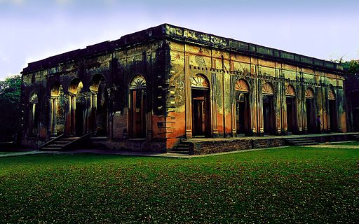Residency-Lucknow | © Get2himanshu/WikiCommons