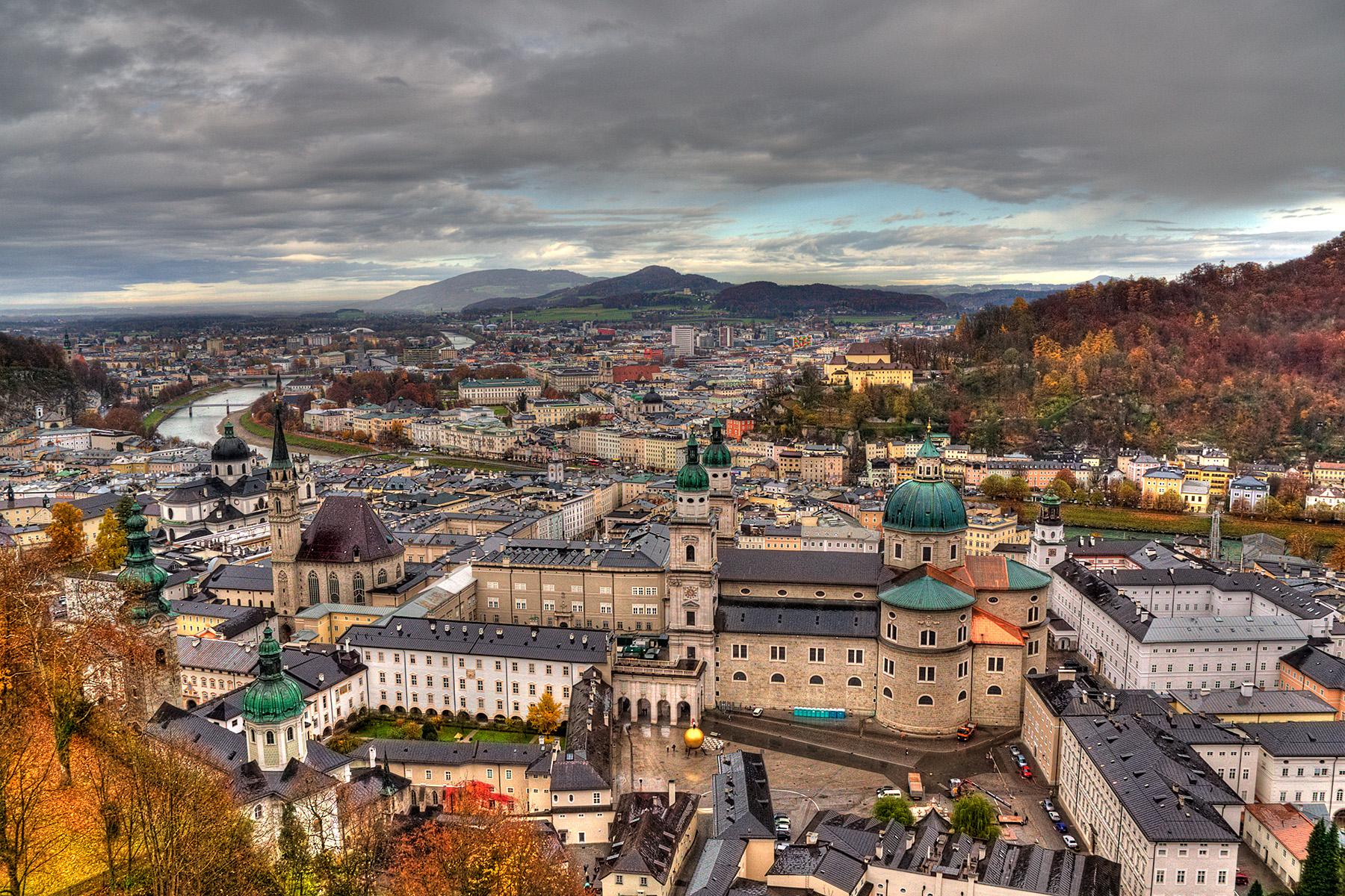 The Best Restaurants In Salzburg S Altstadt