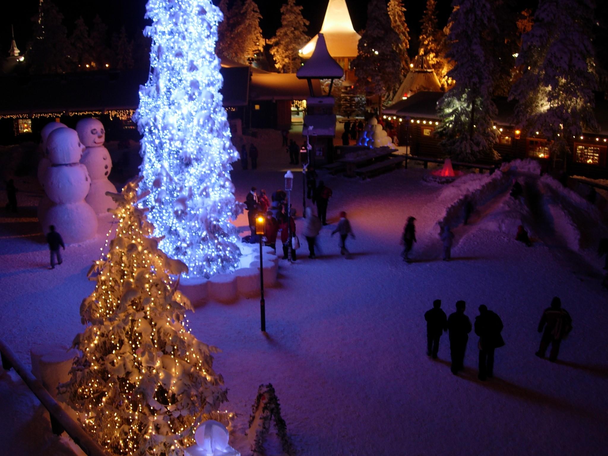 Santa Claus' Village | © Samuli Lintula/WikiCommons