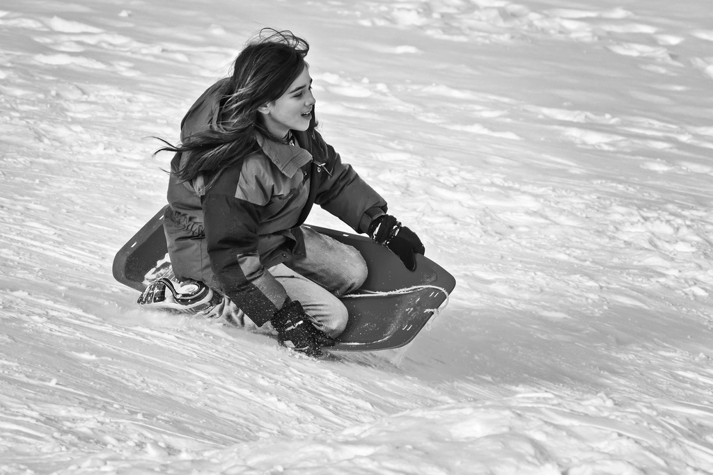 Sledding | © Randen Pederson/Flickr