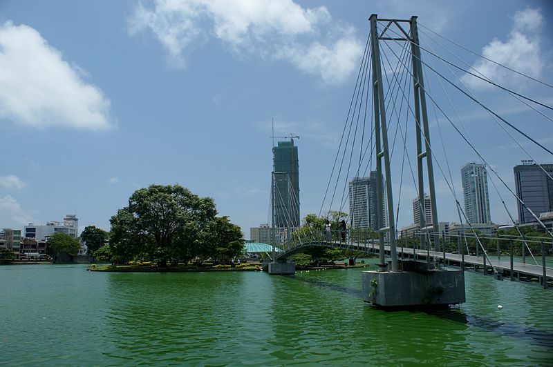 Beira Lake | © Kondephy/WikiCommons