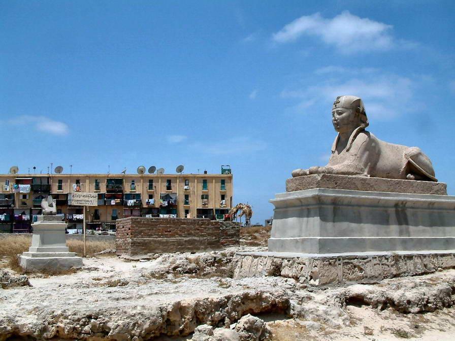 Sphinx Alexandria - Empoor - Wikipedia