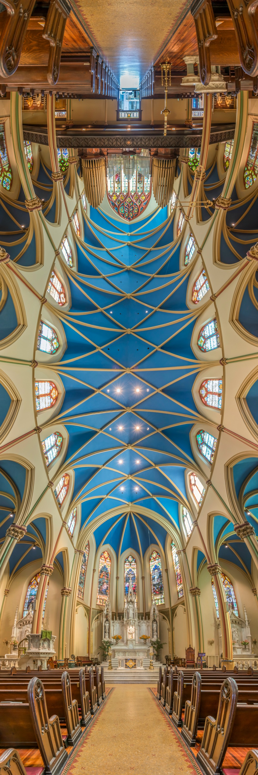 St Monica's Church | © Richard Silver