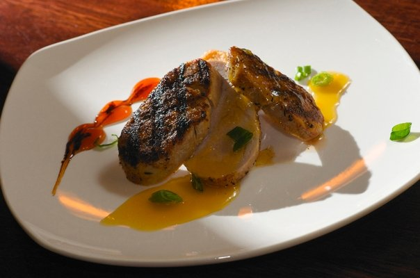 Pork Medallions | Courtesy of Still Worldly Eclectic Tapas
