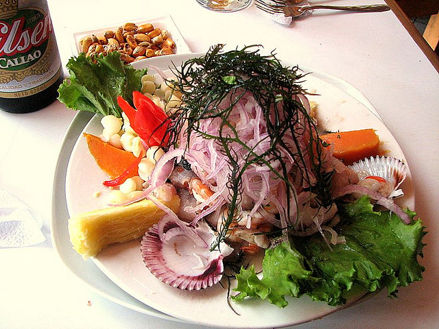 Ceviche | ©Jorge Gobbi/Flickr