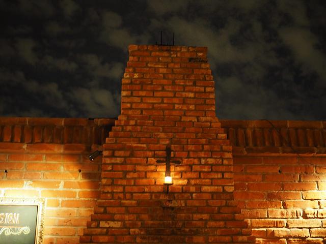 The Mission Restaurant at Night   ©Robot Brainz/Flickr