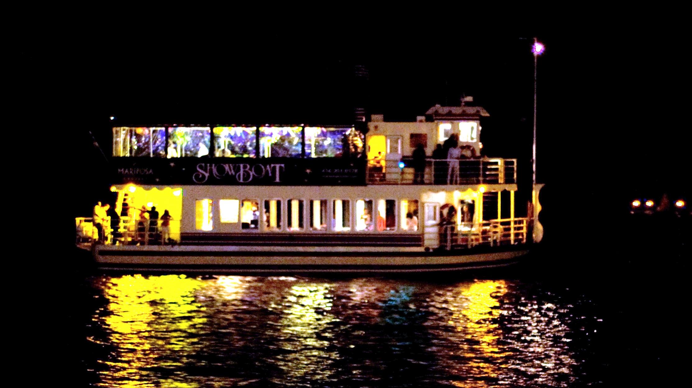 Boat Party| ©Andrew Rivett/Wikicommons