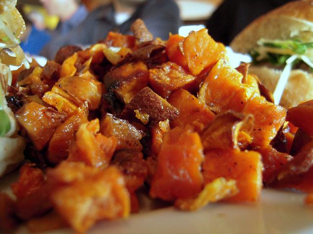 Sweet Potato Hash   ©Samson Loo/Flickr