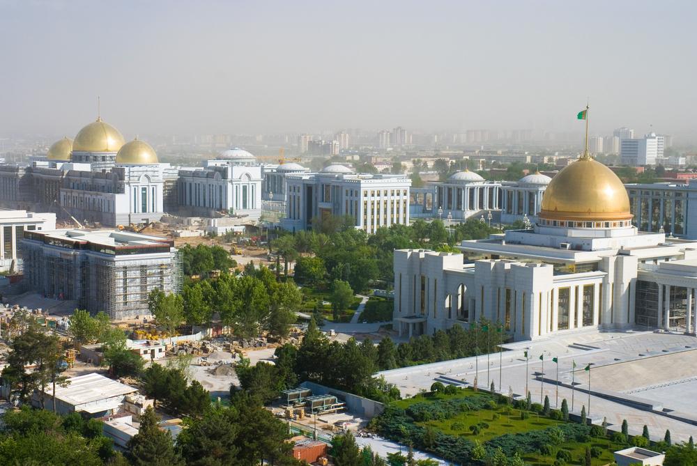 The Best Of Culture In Turkmenistan, Asia-4065