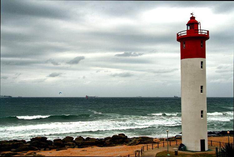Umhlanga Lighthouse   © Axel Buhrmann/WikiCommons