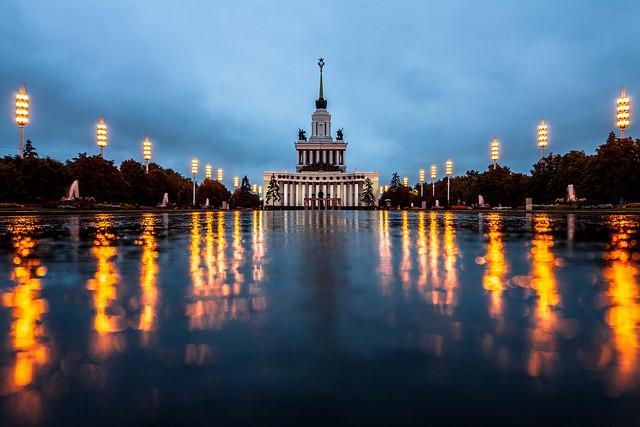 VDNKh | © Sergey Norin/Fickr