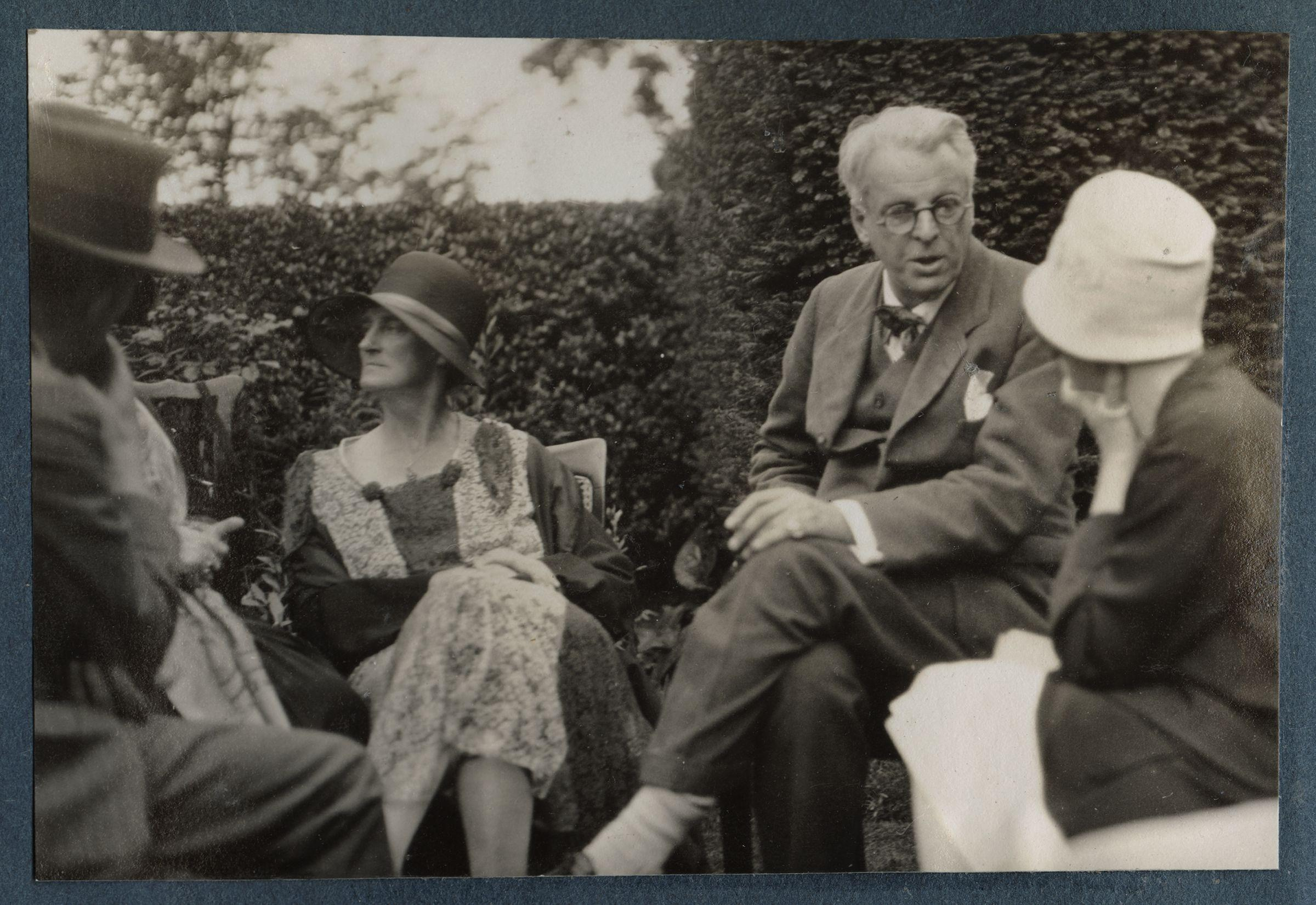 One of the festival's films will be a documentary about the unknown history of W. B. Yeats. Photo by Lady Ottoline Morrell | © Yann / Wikimedia