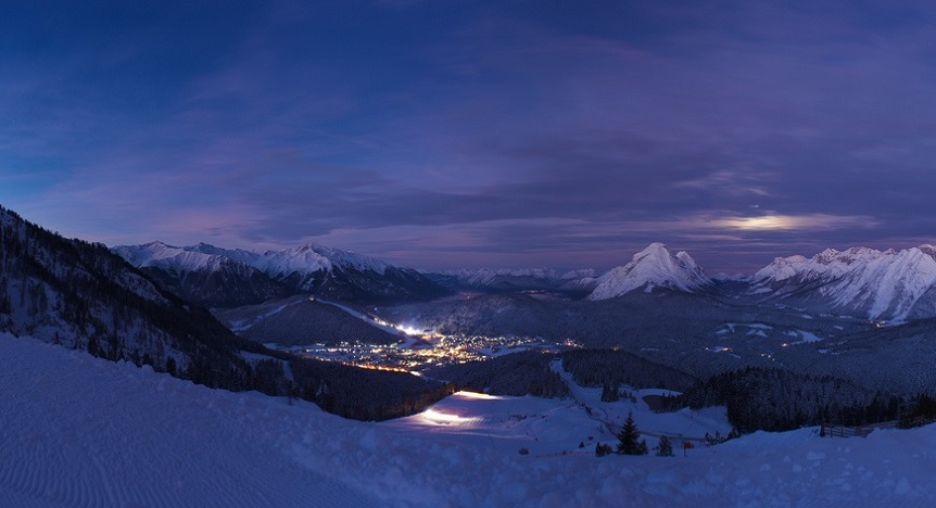 Seefeld winter panorama |© Zoltán Vörös/Flickr