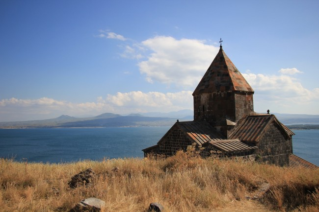 A church in Armenia | © pxhere