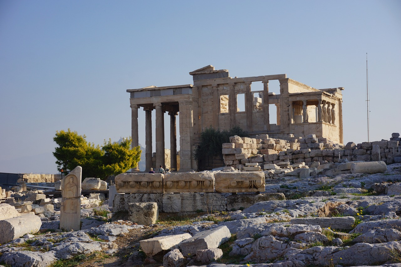 The capital of Greece is also one of the favorite European destinations thanks to its rich history and unique architecture / Pixabay