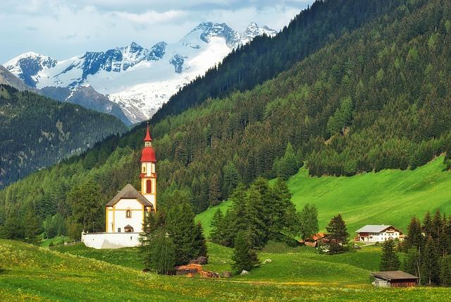 Austria | © David Mark/Pixabay