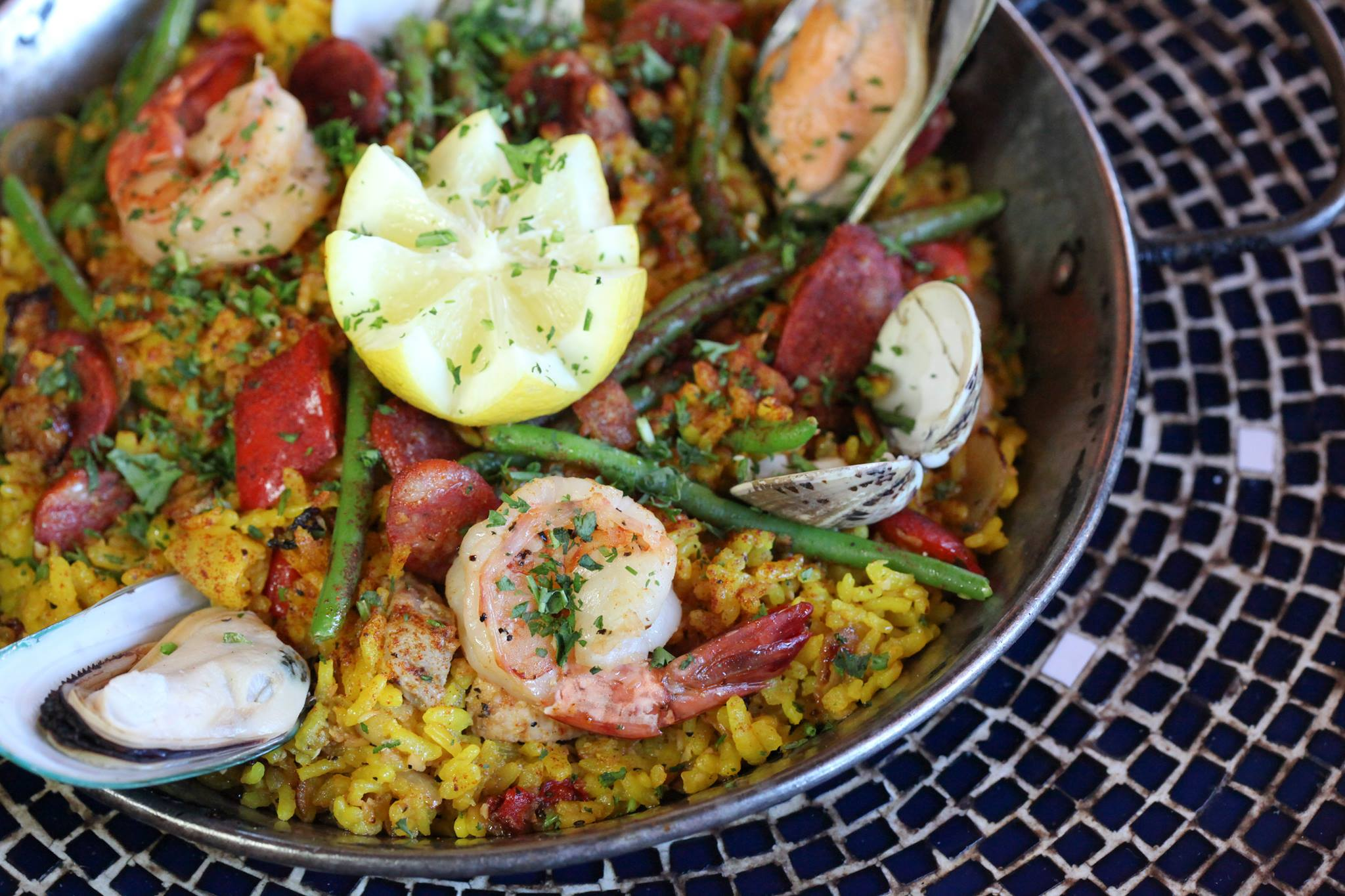 Paella | Courtesy of La Bodega