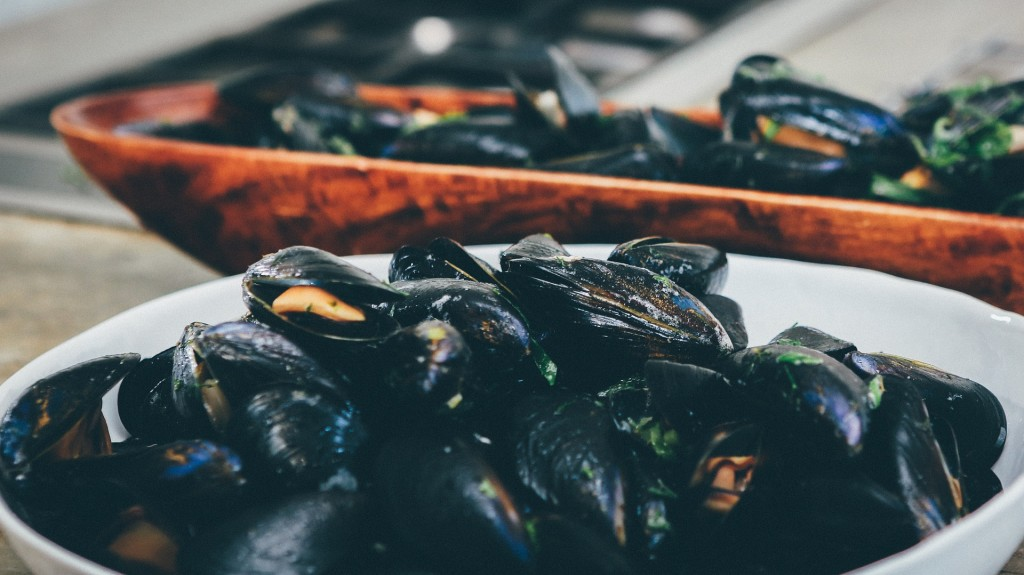 Seafood Dishes © Pixabay