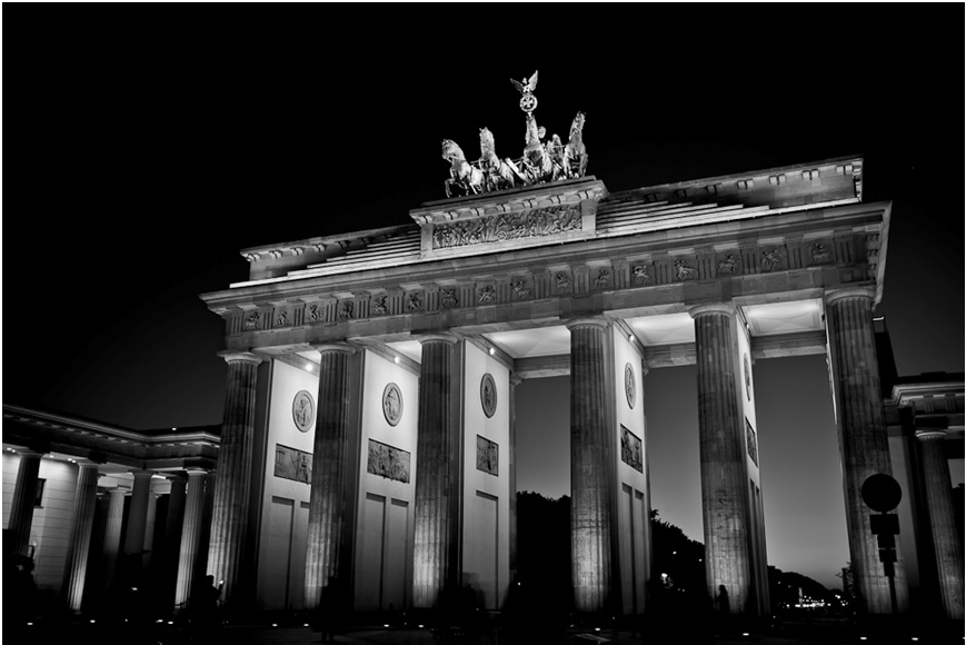 Brandburg Gate | Courtesy of Andreas Flaus