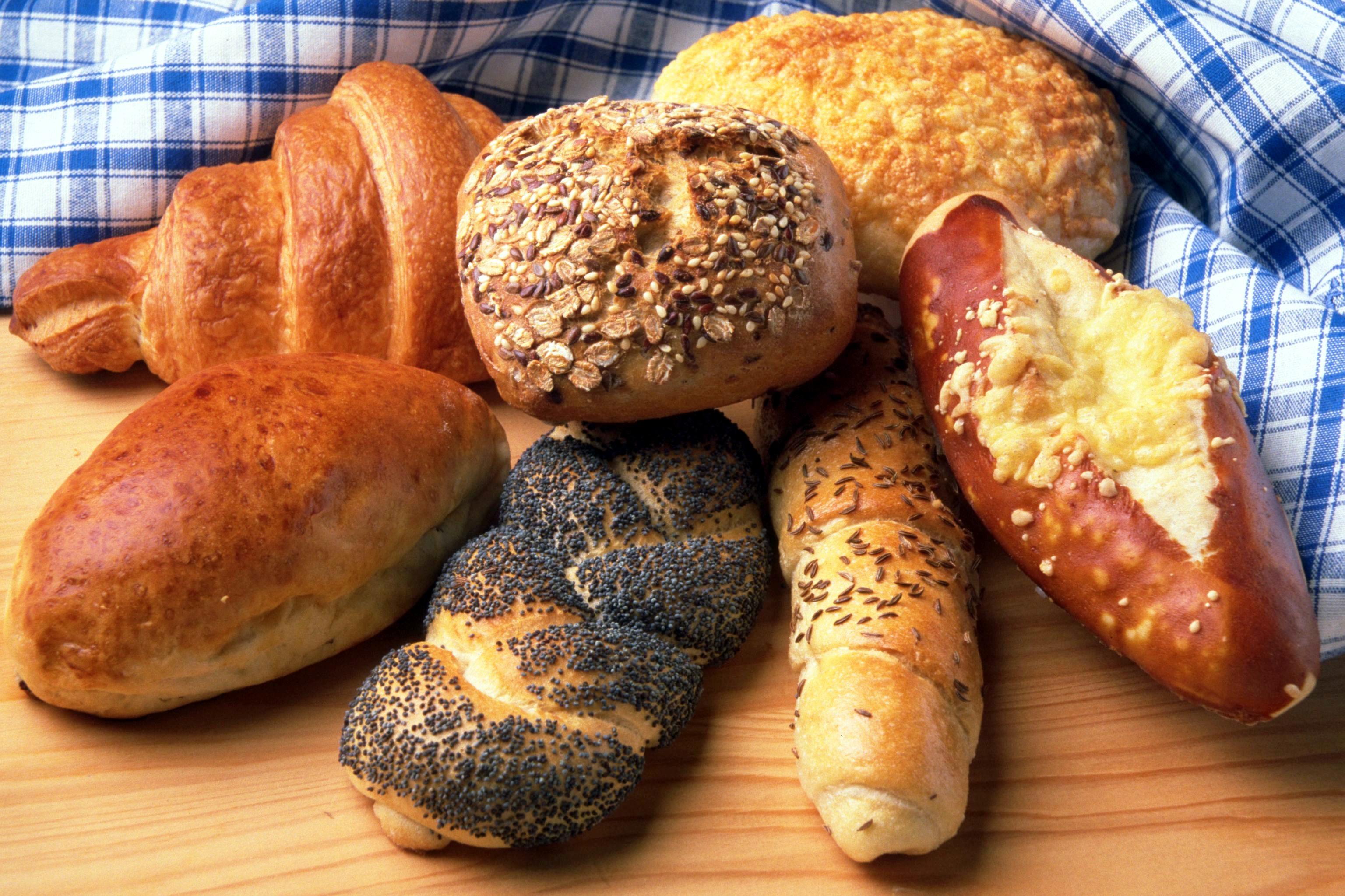 Assortment of Bread| ©Pexels/ Pixabay