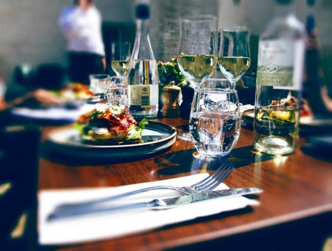 Restaurant 56° I © Courtesy of Restraunt 56°