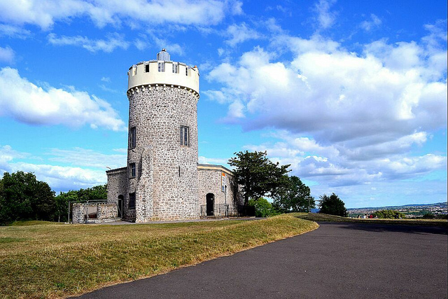 Clifton Observatory | © Robert Pittman/Flickr