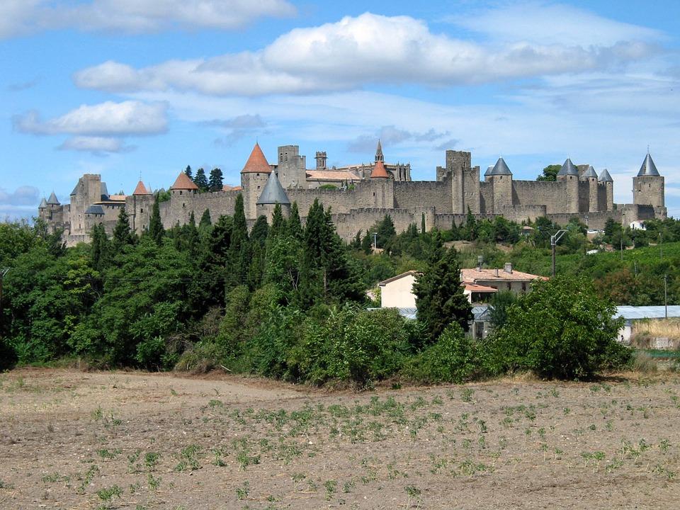 Carcassonne| © crookoo / pixabay