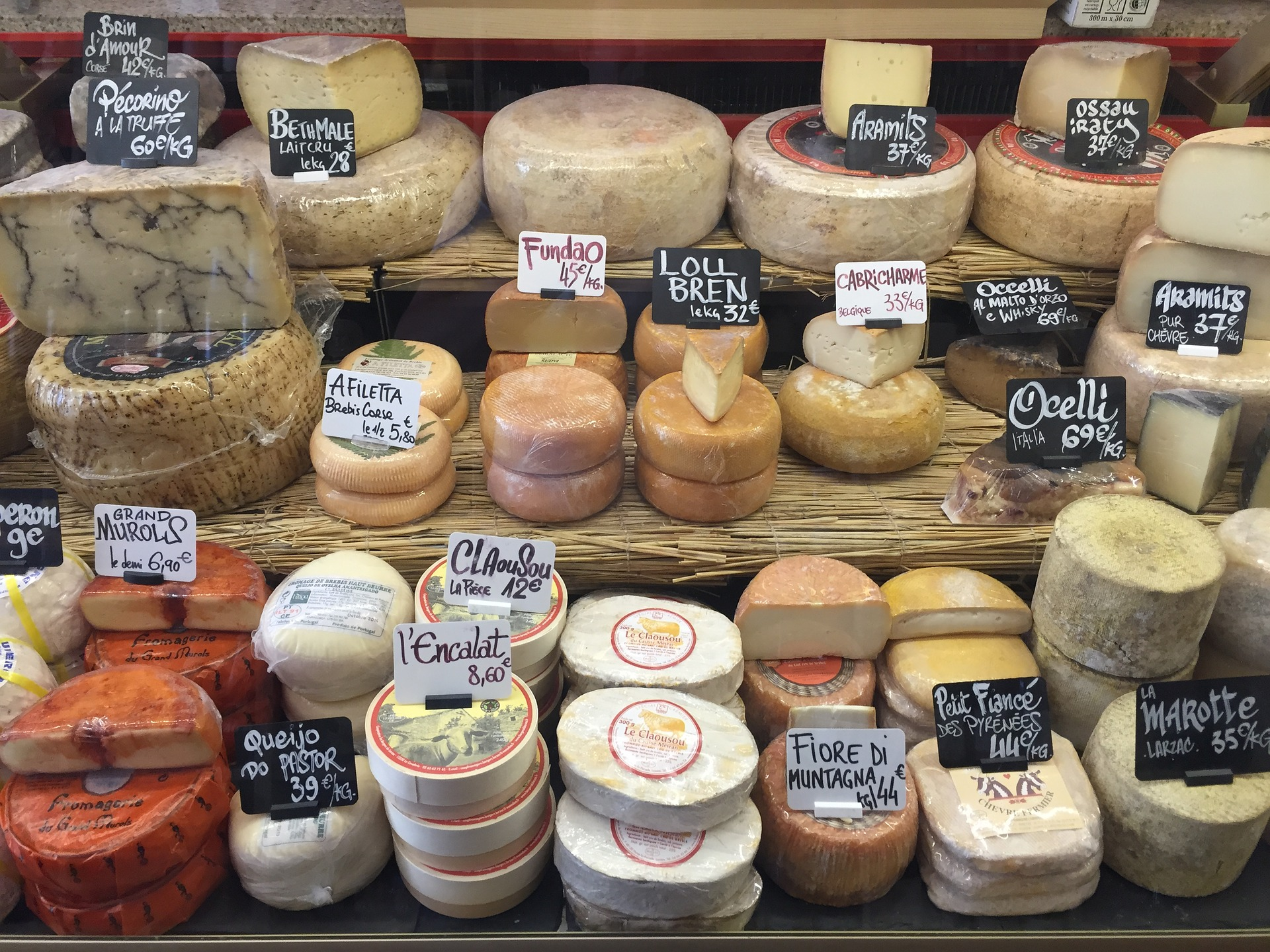 Image result for cheese market paris