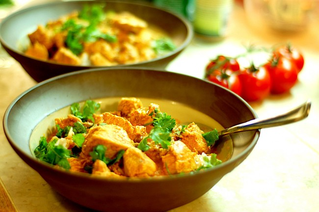 Chicken tikka masala | © Elena Alioshina/Flickr