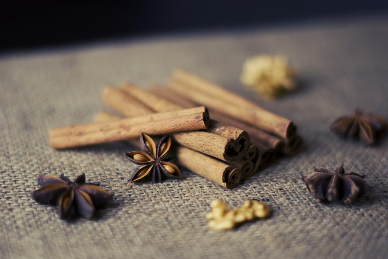 Cinnamon, Spice, India| © StockSnap/Pixabay