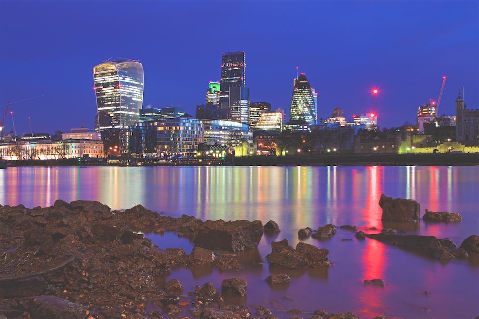 City Reflection | Courtesy of Jesse Stafford