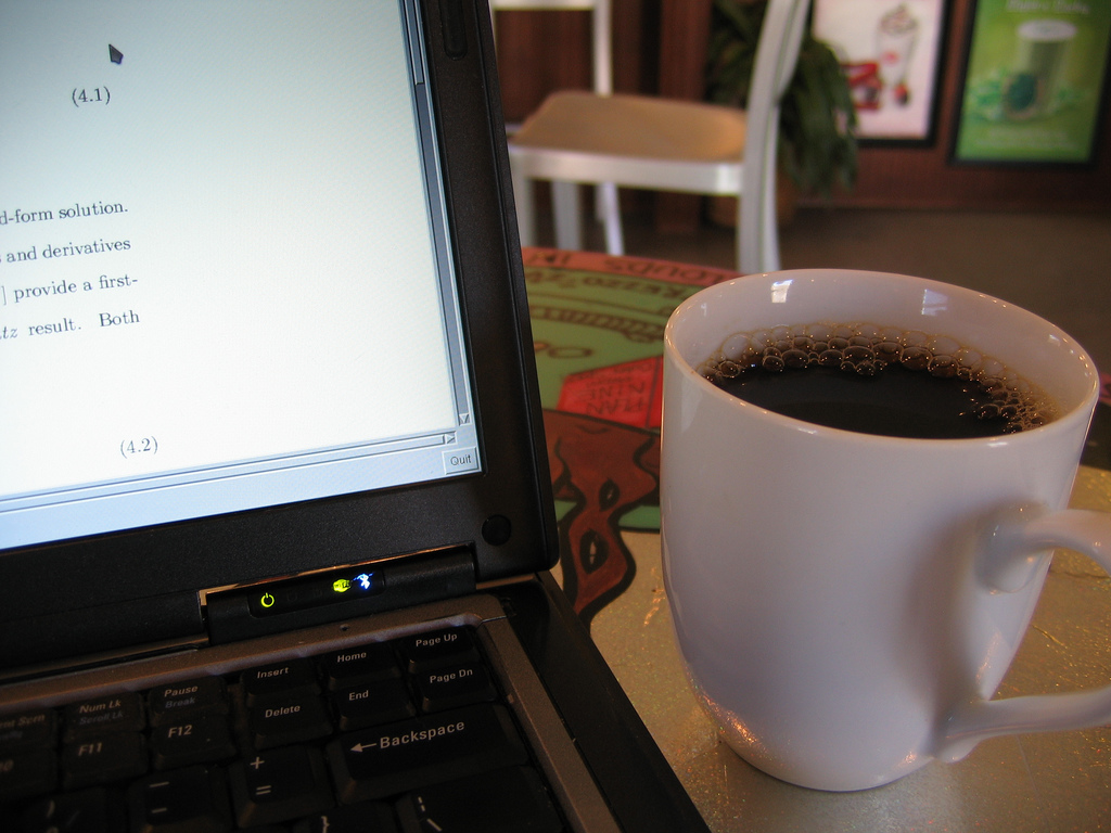 © Jason Riedy/Coffee Shop/Flickr