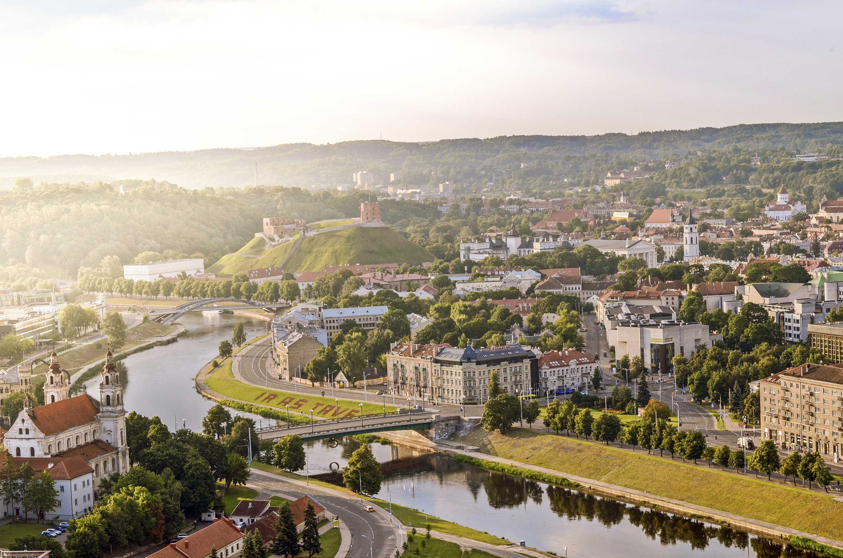 The Best Of Culture In Vilnius Lithuania