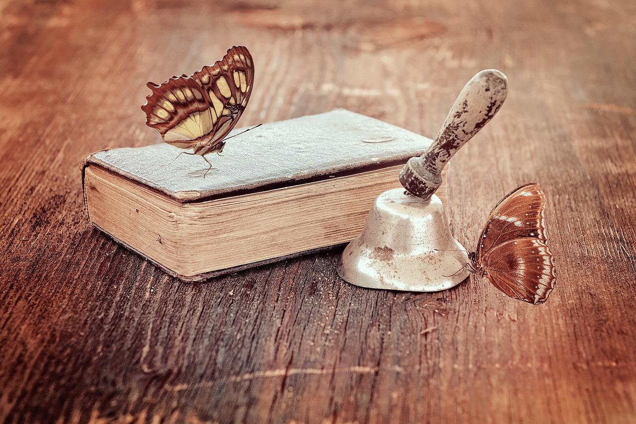 Antique, Counter Bell, Hotel| © Pezibear/Pixabay