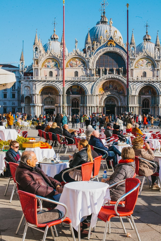 ITALY-VENICE-SAN MARCO-41