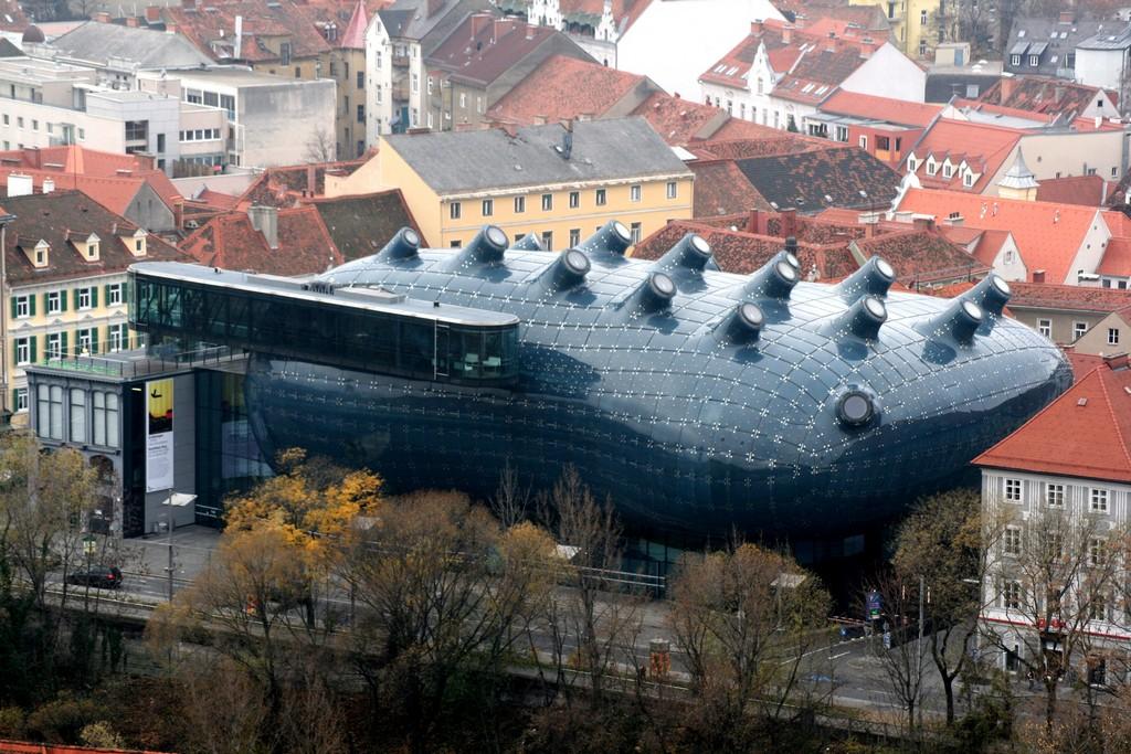Kunsthause/©Marion Schneider & Christoph Aistleitner/wikicommons