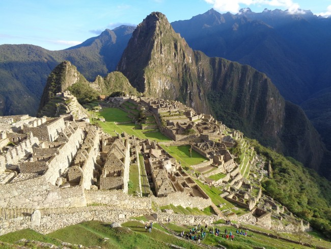 Machu Picchu |© Pixabay