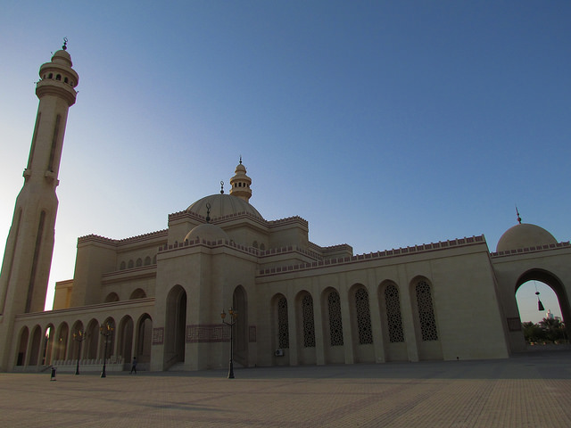 Mosque in Manama   © Rory/Flickr